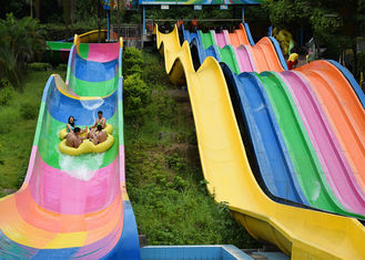 Commercial Spiral Water Park Water Slide