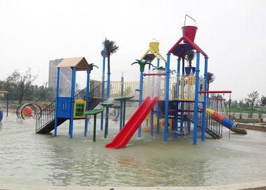 Swimming Pool Water Park Construction , 6.5 Meter Aquatic ...