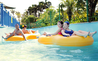 Family Water Park Lazy River Water Slide For Children Over 10 Years Old