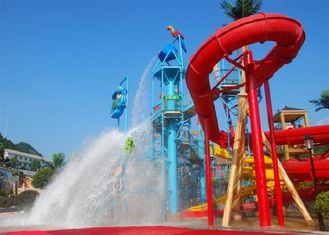 Galle Pirate Theme Aqua Playground With Capacity 100 Rider / Time