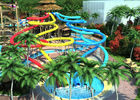 China Spiral Upside Down Water Slide Pipe Slide factory