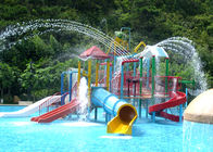Parent - Child Water Playground Equipment Theme Play For 30 Riders