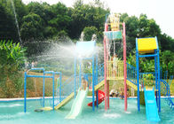 Fiberglass Aqua Park Kids Water House Outdoor Commercial Safe Build Project
