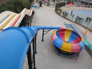 Slope Speed Family Holiday Water Slide For Thrilling Water Playground