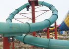 Thrilling Space Bowl Huge Water Slide Indoor / Outdoor Custom For Kids And Family