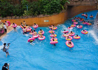 China Fast Flowing Lazy Water Pools Customized Giant Family River For All Ages company