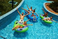 PLC Control Rafting River Artificial Water Park Equipment For Family