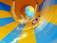 Customized Super Tornado Water Slide For Adult / Aqua Park Equipment