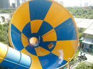 China Customized Super Tornado Water Slide For Adult / Aqua Park Equipment company
