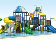 Durable Safe Residential Aqua Park Equipment / Children Water Playground