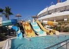 Commercial Water Park Equipment Family Water Slide 1 Year Warranty