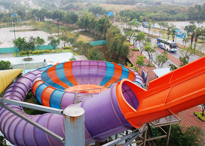 Super Space Bowl Custom Kids Slides Funny Amusement Park Equipment