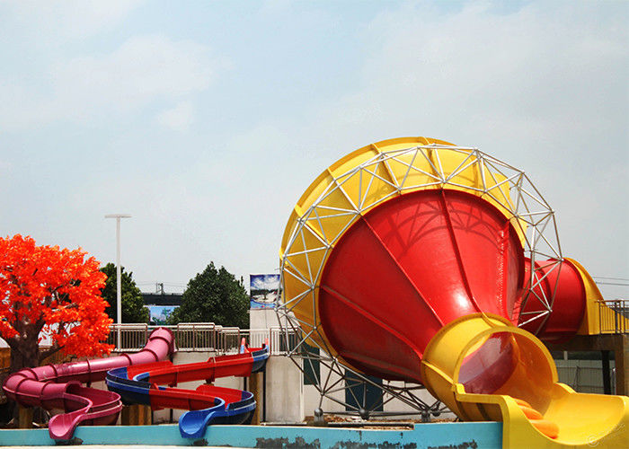 Large swimming pool water slides outdoor commercial - Commercial swimming pool water slides ...