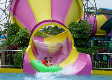 China Kids Small Tornado Water Slide factory