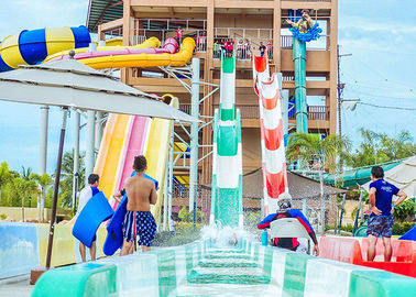 Swimming Pool Water Slides
