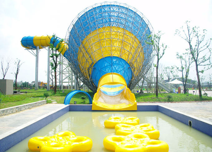Indoor Tsunami Water Play Equipment For Children Over 10 Years Old